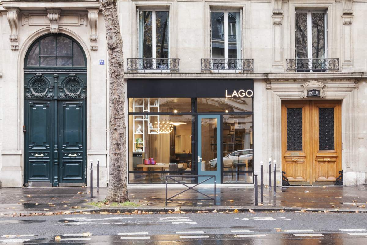 contacts lago store paris